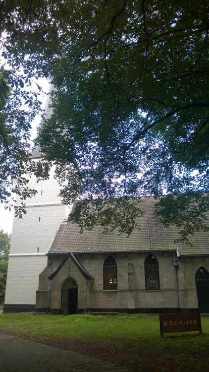 foto kerkje van Neerbosch