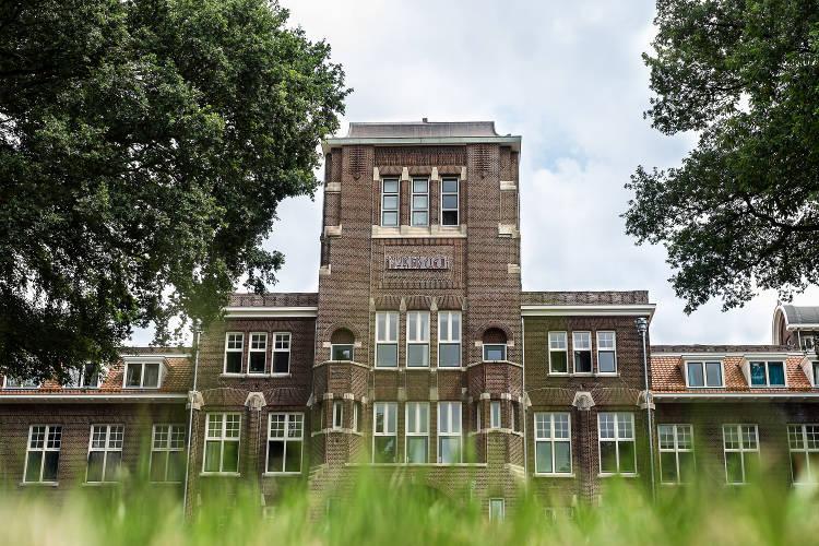 foto van studentencomplex Mariënbosch