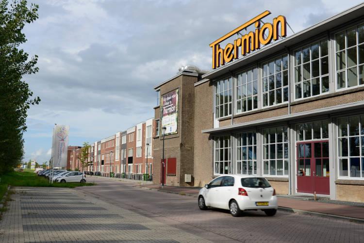 foto van gebouw Thermion