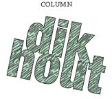 logo Dik Hout
